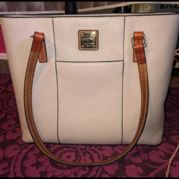 Dooney & Bourke Handbags - Dooney & Burke Pebble Grain Lexington Shopper